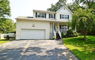 Rocky Point Single Family Home For Sale: 19 Birch Rd