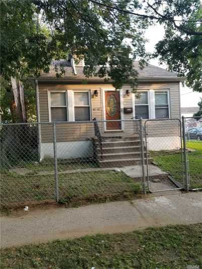 Jamaica Single Family Home For Sale: 147-02 120th Ave