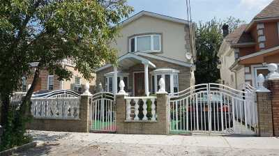 Richmond Hill Single Family Home For Sale: 104-29 134th St