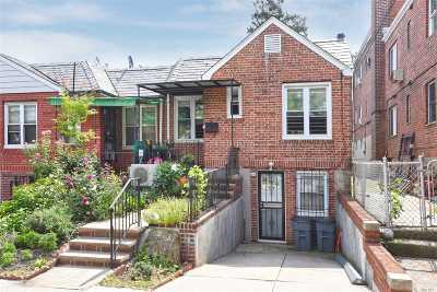 Elmhurst Single Family Home For Sale: 84-24 57th Ave