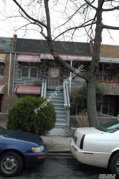 Brooklyn Multi Family Home For Sale: 160 E 46th St