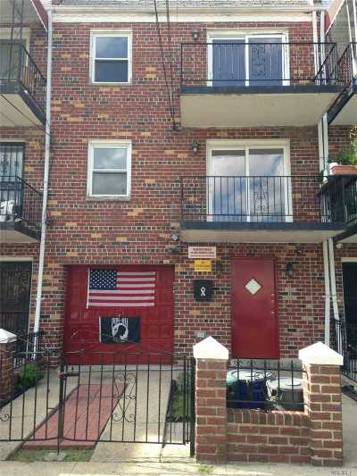 Corona Multi Family Home For Sale: 108-57 48 Ave