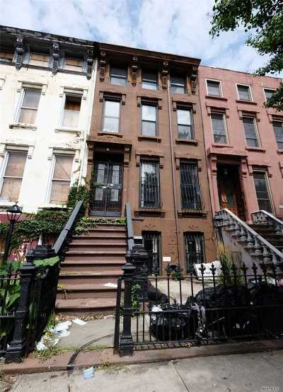 Brooklyn Multi Family Home For Sale: 357 Hancock St