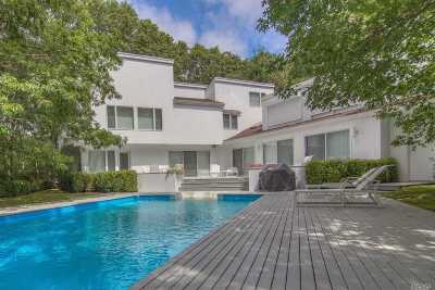 Quogue Single Family Home For Sale: 3 Woodedge Trl