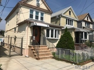 Maspeth Multi Family Home For Sale: 65-29 Jay Ave