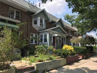 Woodhaven Single Family Home For Sale: 91-46 96th St