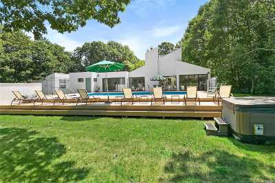 Quogue Single Family Home For Sale: 1 Old Field Ln