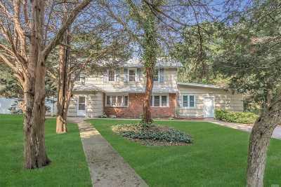Hauppauge Single Family Home For Sale: 440 Nichols Rd
