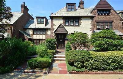 Forest Hills Single Family Home For Sale: 111-29 76th Ave