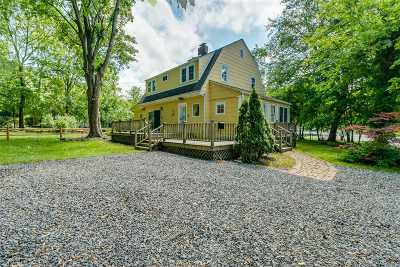 Huntington Single Family Home For Sale: 132 High St