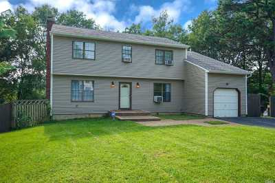 Smithtown Single Family Home For Sale: 7 Leslie Ct