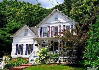 Smithtown Single Family Home For Sale: 93 N Country Rd