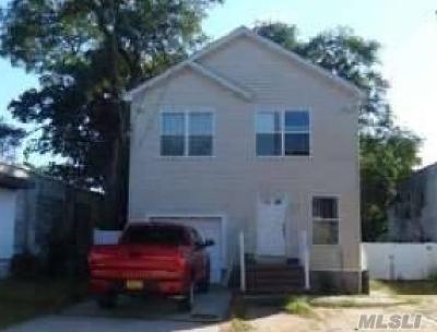 Roosevelt Single Family Home For Sale: 209 Babylon Tpke