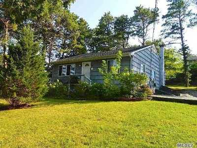 Hampton Bays Single Family Home For Sale: 24 E Hillover Rd