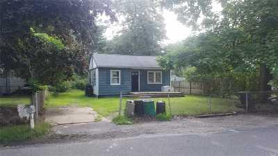Farmingville Single Family Home For Sale: 3 Canary Pl