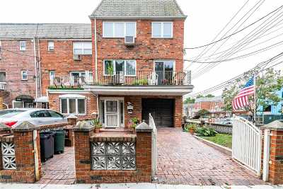 Middle Village Multi Family Home For Sale: 62-54 71st St
