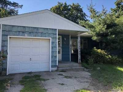 Centereach Single Family Home For Sale