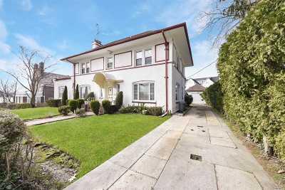 Douglaston Single Family Home For Sale: 7 Manor Rd