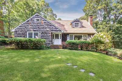 Cutchogue Single Family Home For Sale: 1250 Vanston Rd