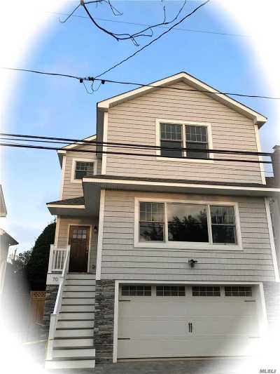 Point Lookout Single Family Home For Sale: 70 Baldwin Ave