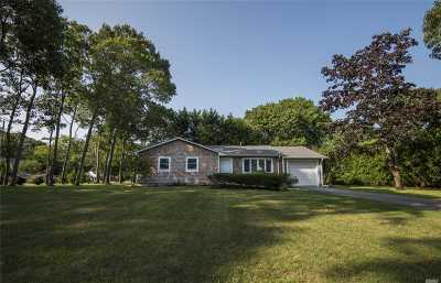 Hampton Bays Single Family Home For Sale: 1 State St