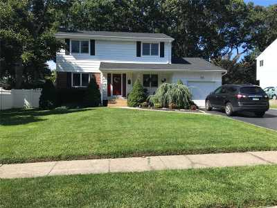 Commack Single Family Home For Sale: 54 Bethany Dr