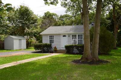 Farmingville Single Family Home For Sale: 56 Pinedale Ave