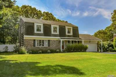 Hampton Bays Single Family Home For Sale: 10 Lovell Rd