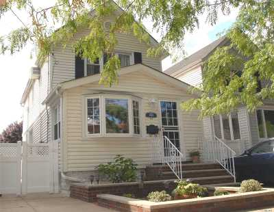 Forest Hills Single Family Home For Sale: 89-13 70th Ave