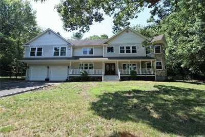 Shoreham Single Family Home For Sale: 2 Seaview Ledge