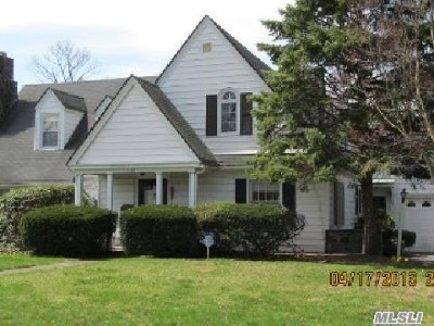 Hempstead Single Family Home For Sale: 127 Cathedral Ave