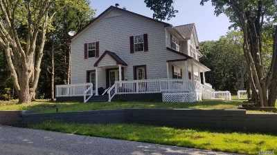 Miller Place Single Family Home For Sale: 275 Helme Ave