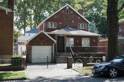 Flushing Single Family Home For Sale: 157-24 26th Ave
