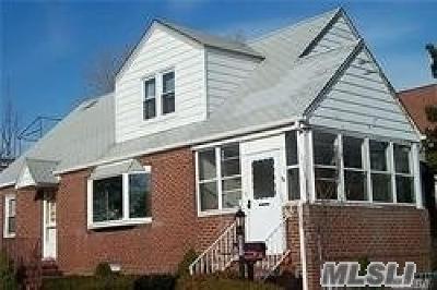 Nassau County Rental For Rent: 451 Lafayette Blvd #Upper