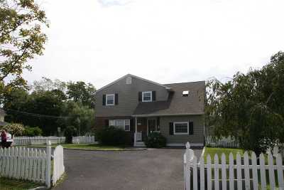 Bayport Single Family Home For Sale: 372 Middle Rd