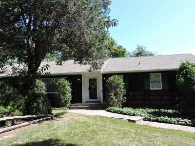 Wading River Single Family Home For Sale: 18 Plain View Dr