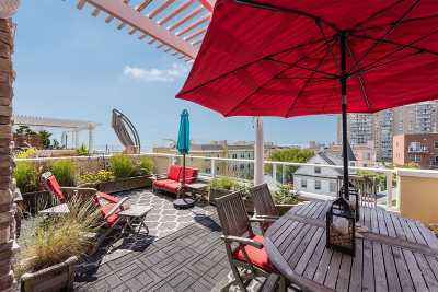 Rockaway Park Condo/Townhouse For Sale: 168 Beach 101st St #14C