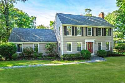 Setauket Single Family Home For Sale: 7 Wainscott Ln