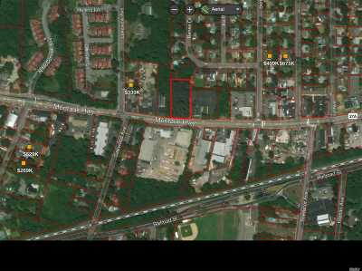 Bayport Residential Lots & Land For Sale: 677 Montauk Hwy