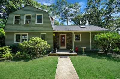 Smithtown Single Family Home For Sale: 40 Churchill Ln