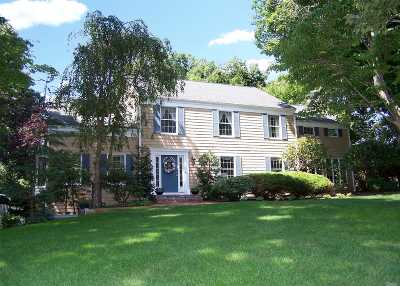 Wading River Single Family Home For Sale: 26 Long Bow
