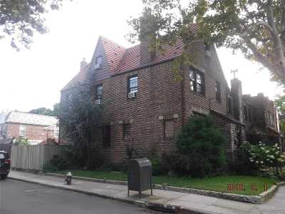 Middle Village Multi Family Home For Sale: 82-56 Penelope Ave