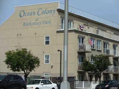 Rockaway Park Condo/Townhouse For Sale: 103-14 Rockaway Beach Blvd #2B
