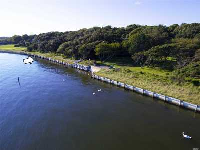 East Moriches Residential Lots & Land For Sale: V/L Tuthill Point Rd