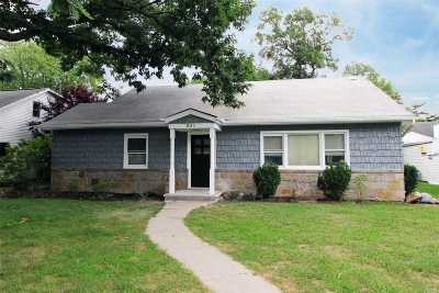 Woodmere Single Family Home For Sale: 851 Glen Dr