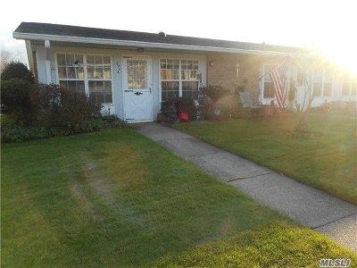 Ridge Condo/Townhouse For Sale: 273a Berwick Ct #55+