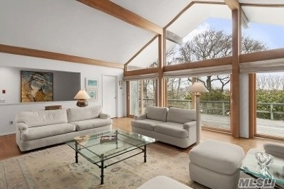 East Hampton Single Family Home For Sale: 77 Oyster Shores Rd