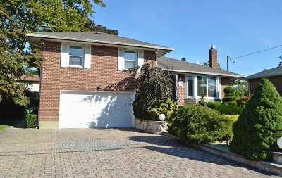 Syosset Single Family Home For Sale: 116 Oakwood Dr