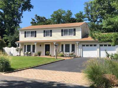 Port Jefferson Single Family Home For Sale: 13 N Longacre Ct