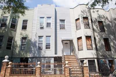 Brooklyn Multi Family Home For Sale: 145 Cornelia St
